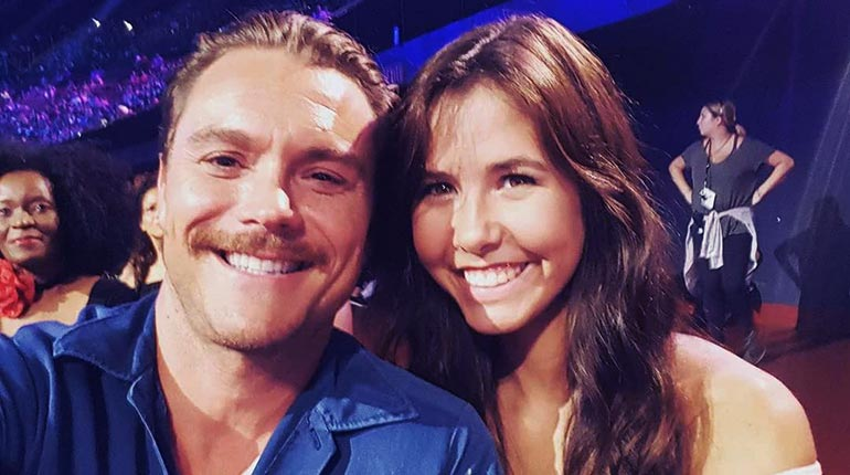 Image of Clayne Crawford's Wife Sunshine Kiki Born Wiki and 11 Facts.