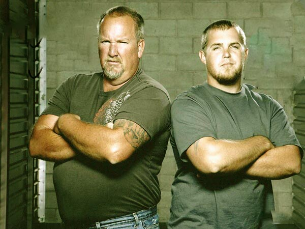 Image of Darrel Sheets with son Brandon