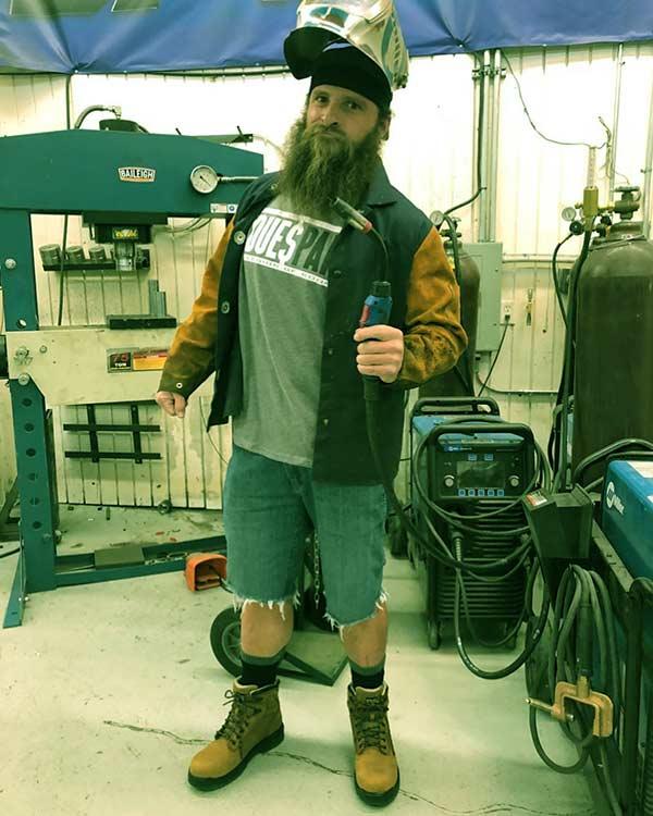Image of Restoration expert, Diesel Dave net worth