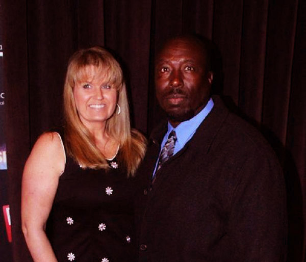 Image of Ivy Calvin and his wife Wendy Calvin