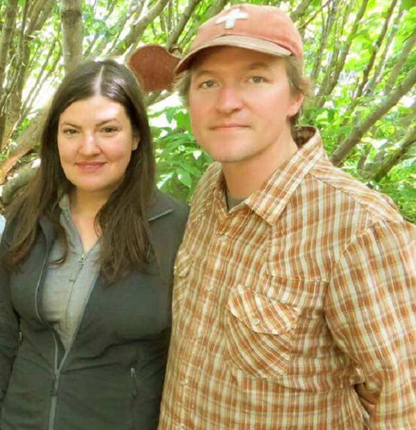 Image of Jane Kilcher with her husband Atz Lee Kilcher
