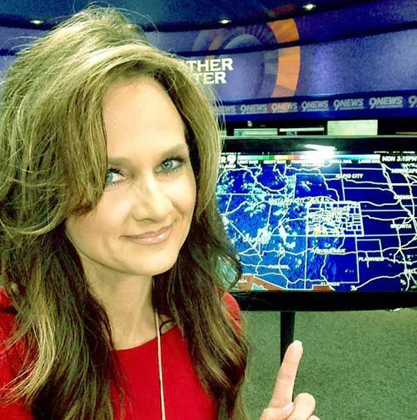 Image of Journalist, Kathy Sabine