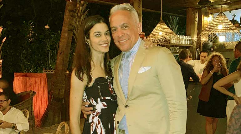 Image of Margaret Anne Williams [Geoffrey Zakarian wife] Age, Wiki: 9 Facts You Should Know.