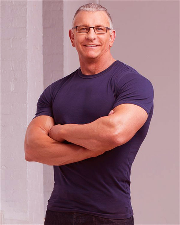 Image of Chef, Robert Irvine height is 6 feet 2 inches