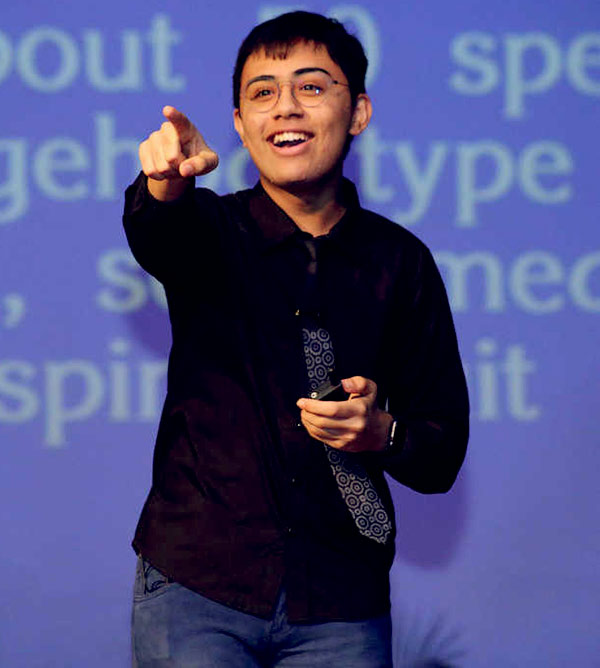 Image of Google Developer Expert, Tanmay Bakshi