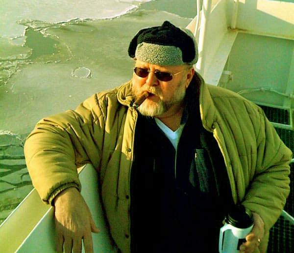 Image of Bering Sea Gold cast Vernon Adkinson net worth