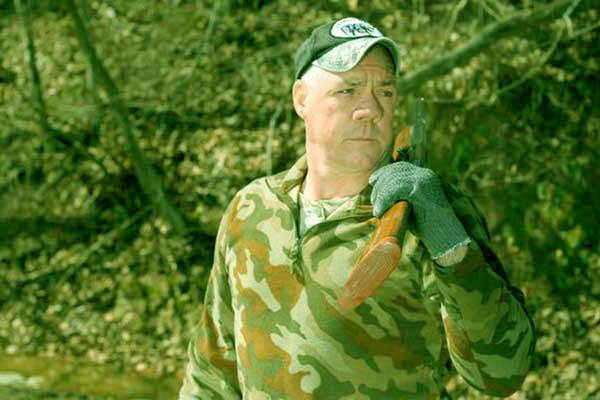 Image of TV star, William Neff