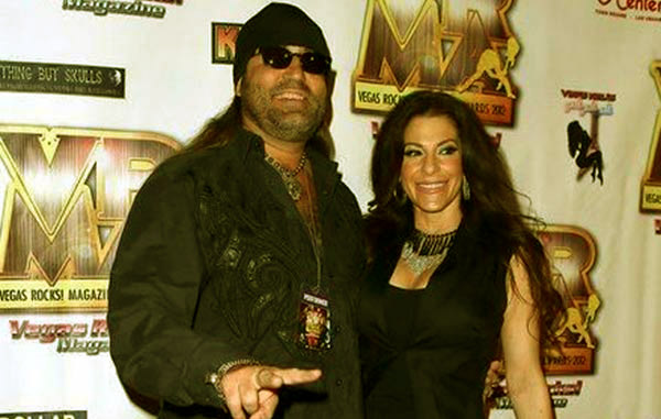 Image of Danny Koker and wife Korie