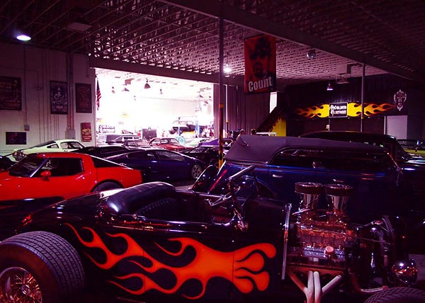 Image of Danny Koker car collections