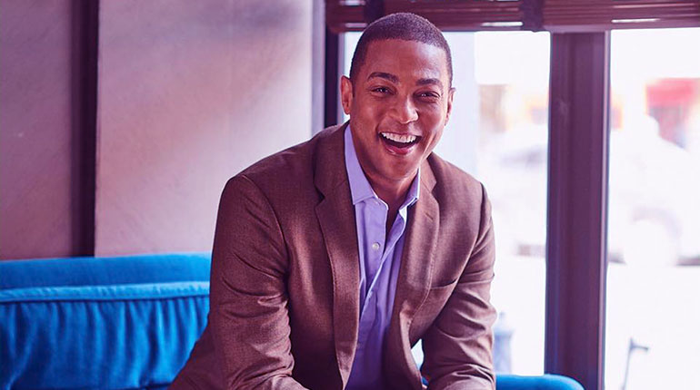 Image of Don Lemon Salary and Net Worth.