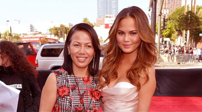 Image of Vilailuck Teigen married life with Husband: Wiki Bio Facts of Chrissy Teigen's Wife.